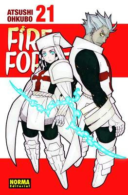 Fire Force (Rústica) #21