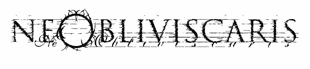 NE OBLIVISCARIS logo