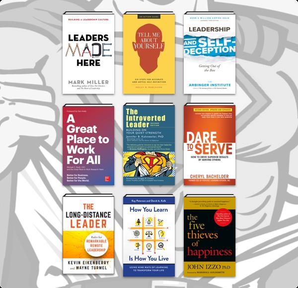 Humble Book Bundle: Leadership Now by Berrett-Koehler