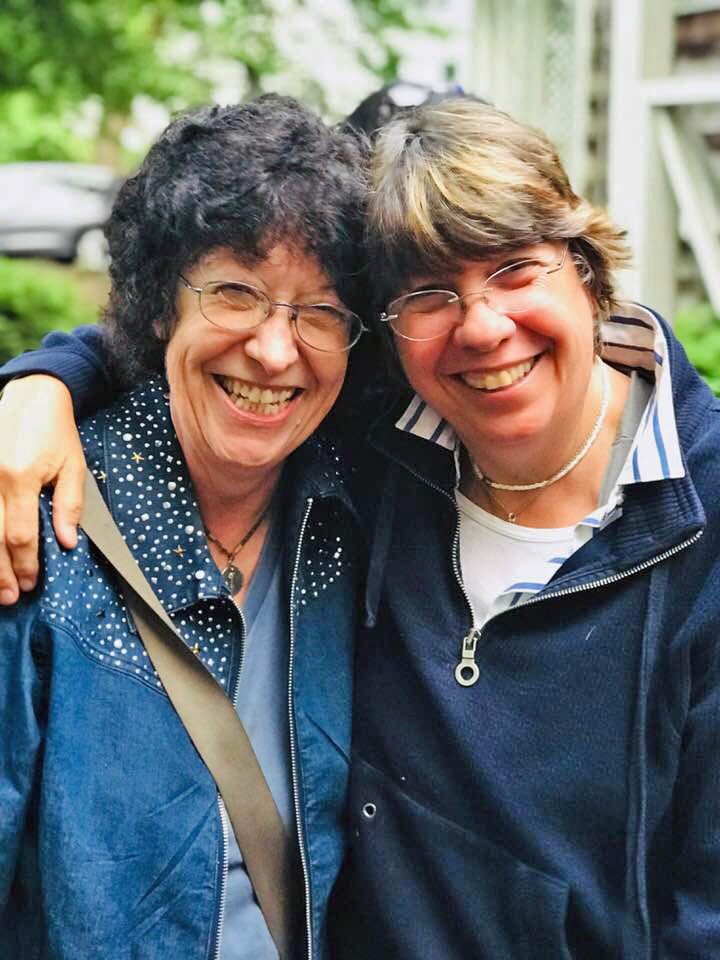 TCT Founders Jordie Saucerman and Zoe Bradford, 2018