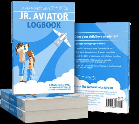 Jr. Aviator Logbook