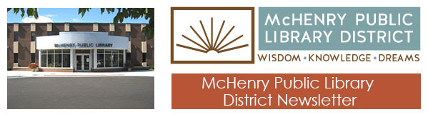 McHenry Public Library District Newsletter