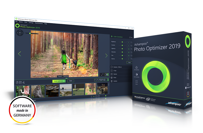 Ashampoo® Photo Optimizer 2019 - New License (Giveaway)</p><p>