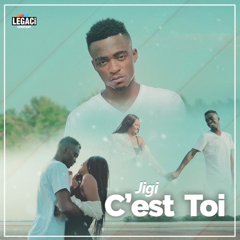 Jigi - C'est Toi (Artwork)