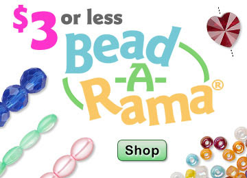 $3 BEAD-a-Rama is Back!