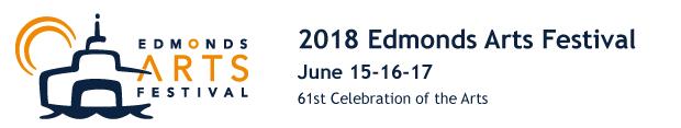 Edmonds Art Festival banner