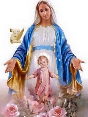 Znalezione obrazy dla zapytania nowenna do dzieciatka jezus