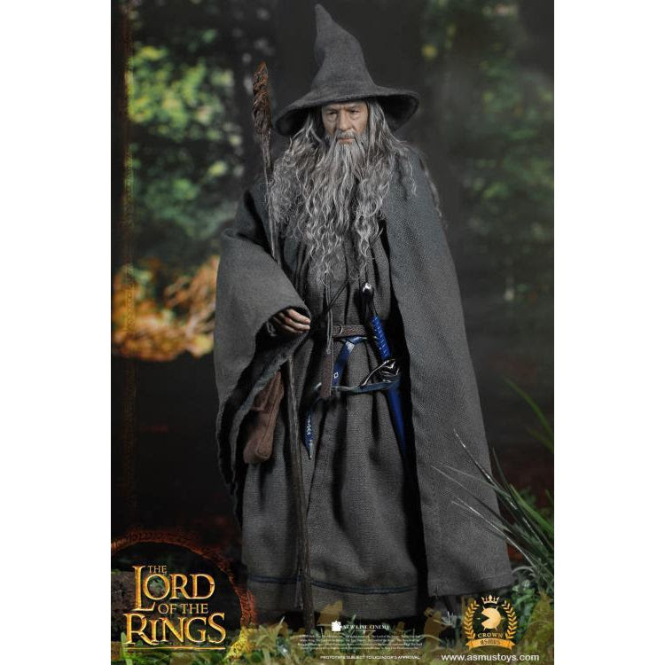 Image of The Lord of the Rings: The Crown Series - Gandalf 1/6 Scale Action Figure - Q1 2020