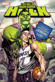 The Totally Awesome Hulk #13
