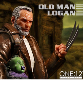 ONE:12 COLLECTIBLE OLD MAN LOGAN