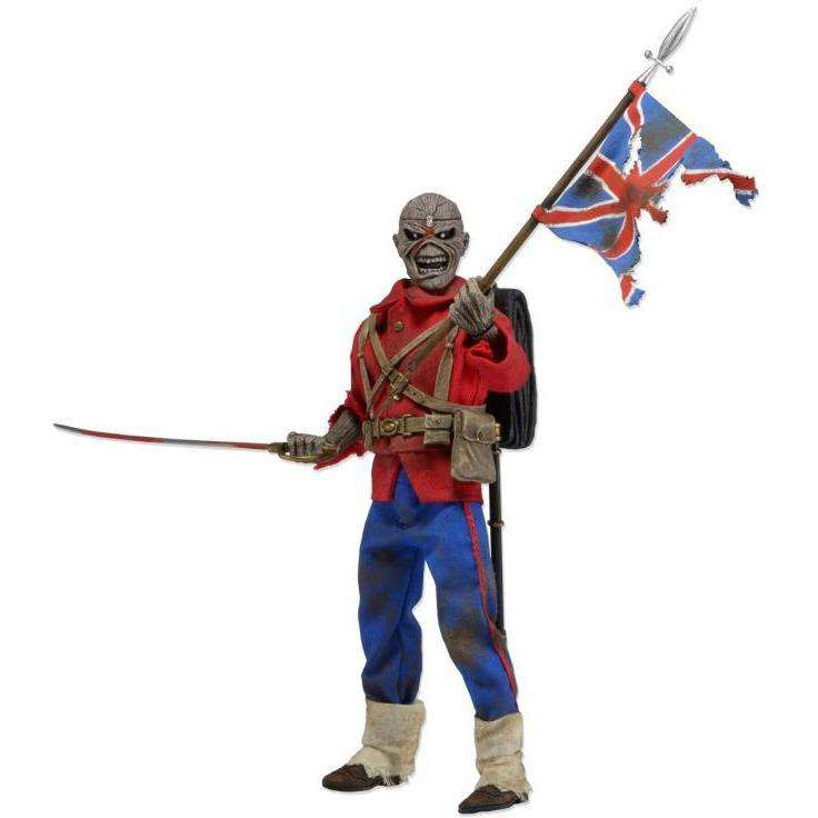 Image of Iron Maiden The Trooper Eddie Figure