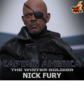 HOT TOYS 1/6 SCALE NICK FURY