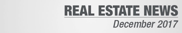 Real Estate News December 2017