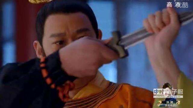 Sự thật những cảnh đâm chém đáng sợ trong phim Hoa ngữ - Ảnh 8.