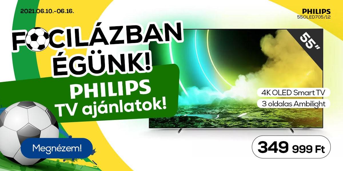 Philips tévé ajánlatok