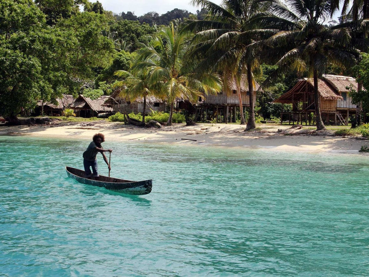 15.  Solomon Islands: 24,400 tourists