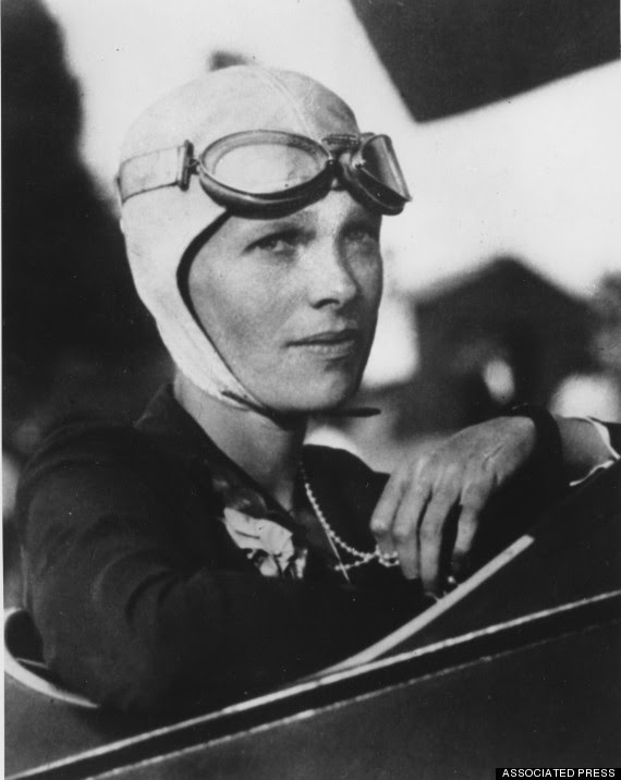 Amelia Earhart went missing during an attempt to circumnavigate the ...