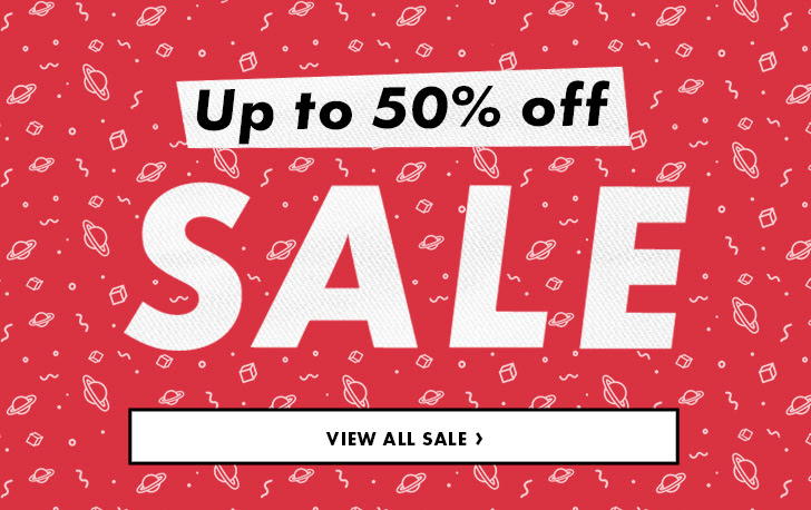 Save up to 50% off on selected items + free delivery worldwide at Asos.com