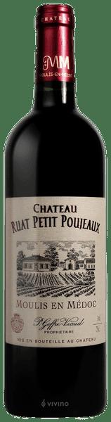 Image result for chateau ruat petit poujeaux