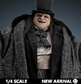 Batman Returns Mayoral Penguin 1/4 Scale Figure