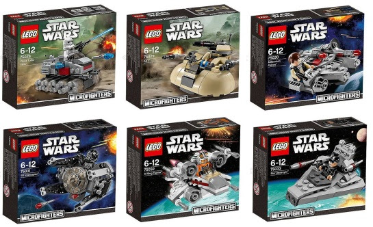 LEGO-Star-Wars-Microfighters-75028-75029-75030-75031-75032-75033
