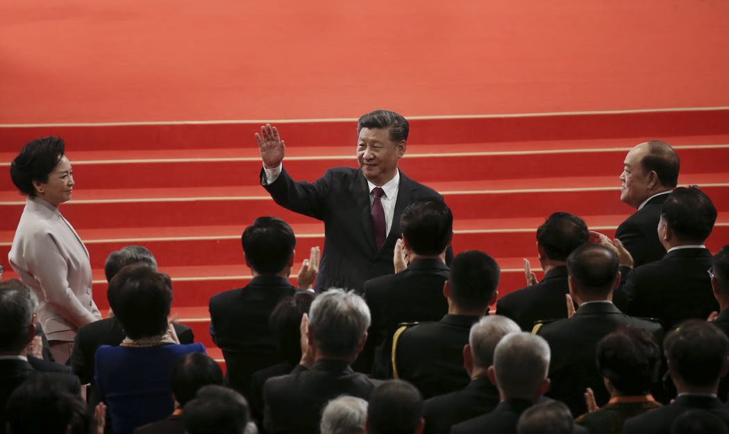 中國領導人習近平稱讚澳門的成就及其對北京的忠誠。