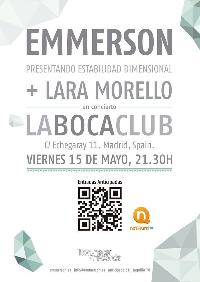 Emmerson y Lara Morello La Boca club