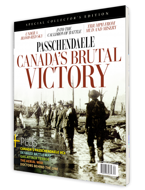 Photo: Passchendaele special issue