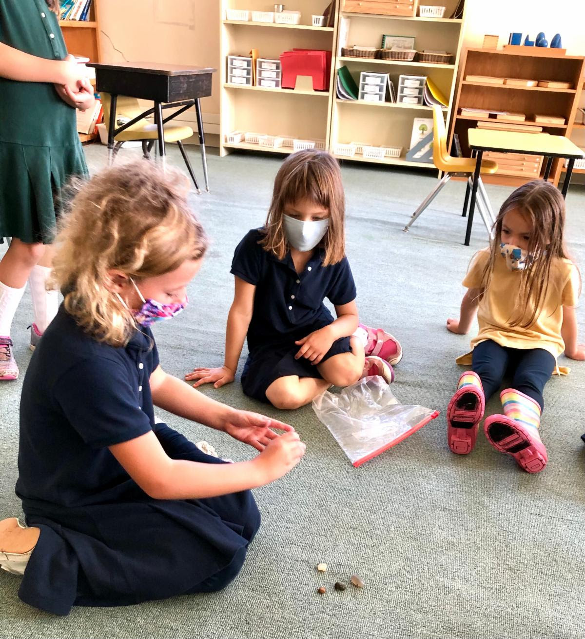 montessori in elementary school