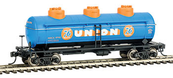 HO WalthersMainline 36' 3-Dome Tank Car