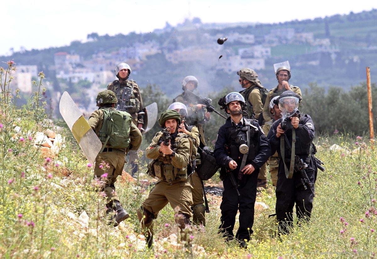 Las fuerzas israelíes han herido a 1.300 palestinos en los tres primeros meses de 2016