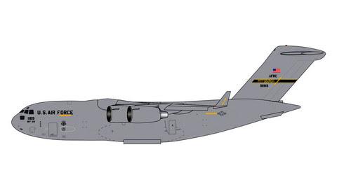GJUSA088   Gemini Jets 1:400 1:400   Boeing C-17 Globemaster III US Air Force 91189 Pittsburgh   is due: February 2020