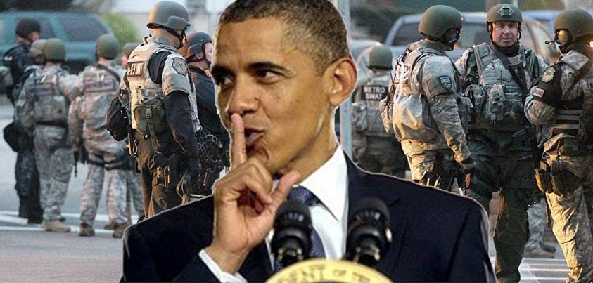 Former KGB Agent Reveals Obama's Secret plan --- FEMA Camps and Martial Law!