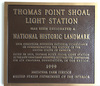 Thomas Pint Light House