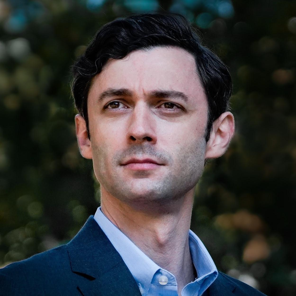 Support Jon Ossoff for Senate