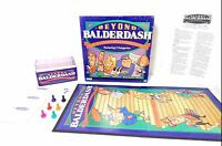 Beyond Balderdash Bluffing Game Parker Brothers, 1997 Family Board Game, Hasbro