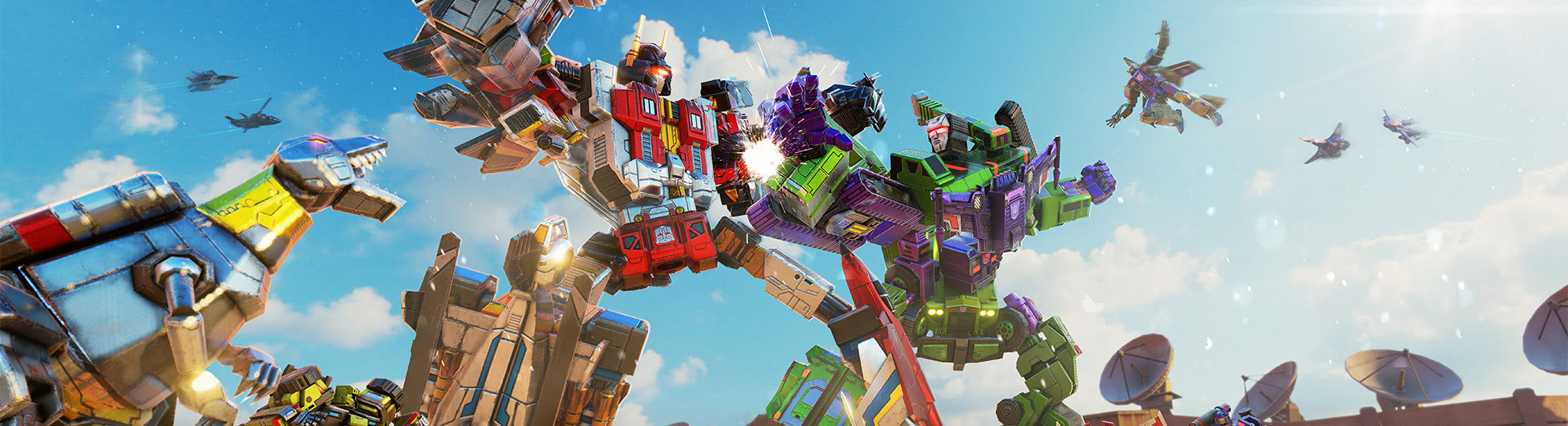Transformers News: Transformers: Earth Wars - Breaking Point Event