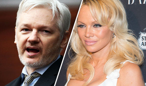 Pamela Anderson: Julian Assange Is A 'Hero' and Should Be Released and Protected (Video)