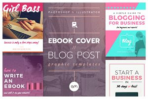 Ebook Cover / Blog Post Graphics