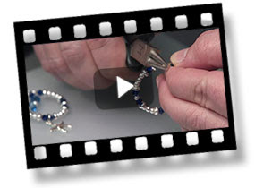 How to Make Wine Glass Charms - Video