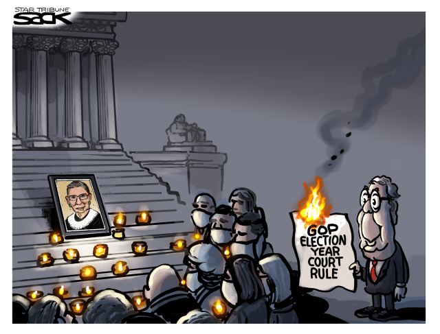 GINSBERG, SUPREME COURTS, COTUS, MITCH MCCONNELL