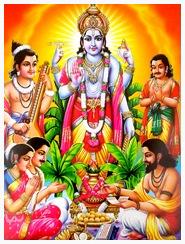Satya Narayan Katha 3-23-11