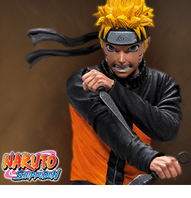 NARUTO SHIPPUDEN #13 BLUE WAVE COLOR TOPS COLLECTORS FIGURE