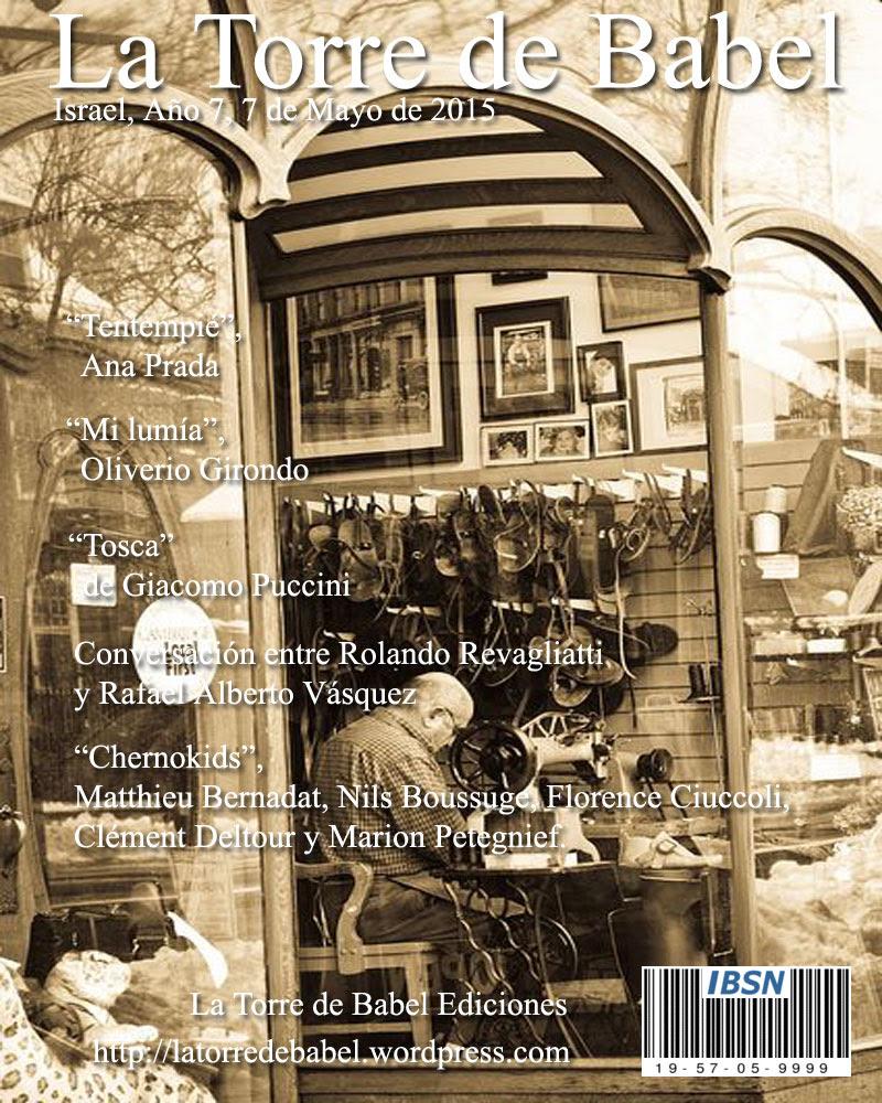 La Torre de Babel edición 7 de Mayo de 2015