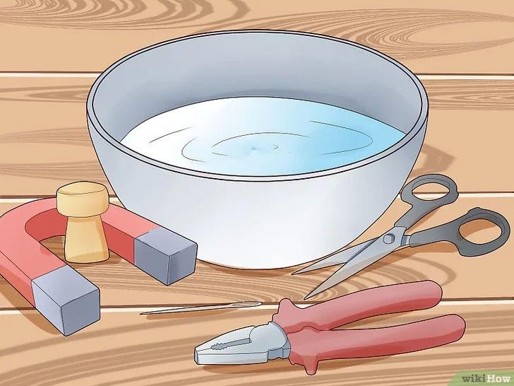 Phương pháp tự làm la bàn