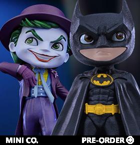 Batman (1989) Mini Co. Batman & The Joker