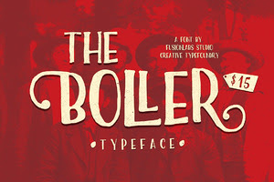 Boller Typeface