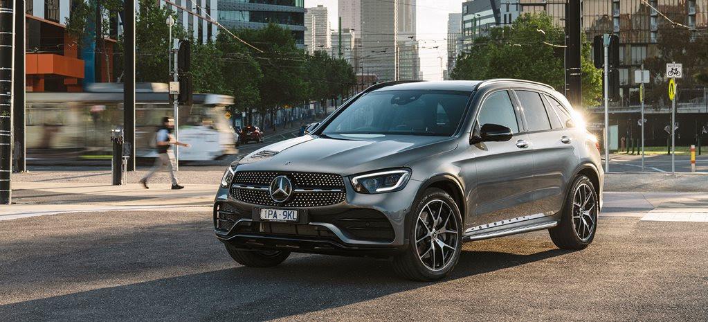 Mercedes-Benz GLC 300 2019 review