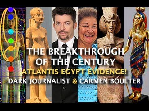 BOMBSHELL ATLANTIS EGYPT DISCOVERY! NEW EXPLOSIVE EVIDENCE! DARK JOURNALIST & DR. CARMEN BOULTER  Hqdefault