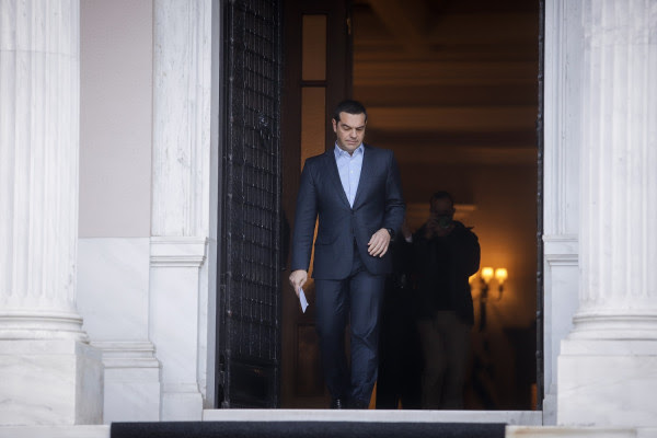 Τσίπρας για Grexit - Brexit: Ανακαλύψαμε τα οφέλη της ΕΕ με το σκληρό τρόπο